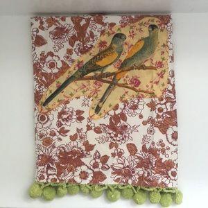 Anthropologie dish towel